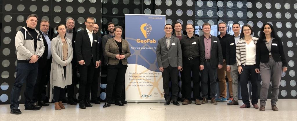 3. GeoFab-Netzwerktreffen